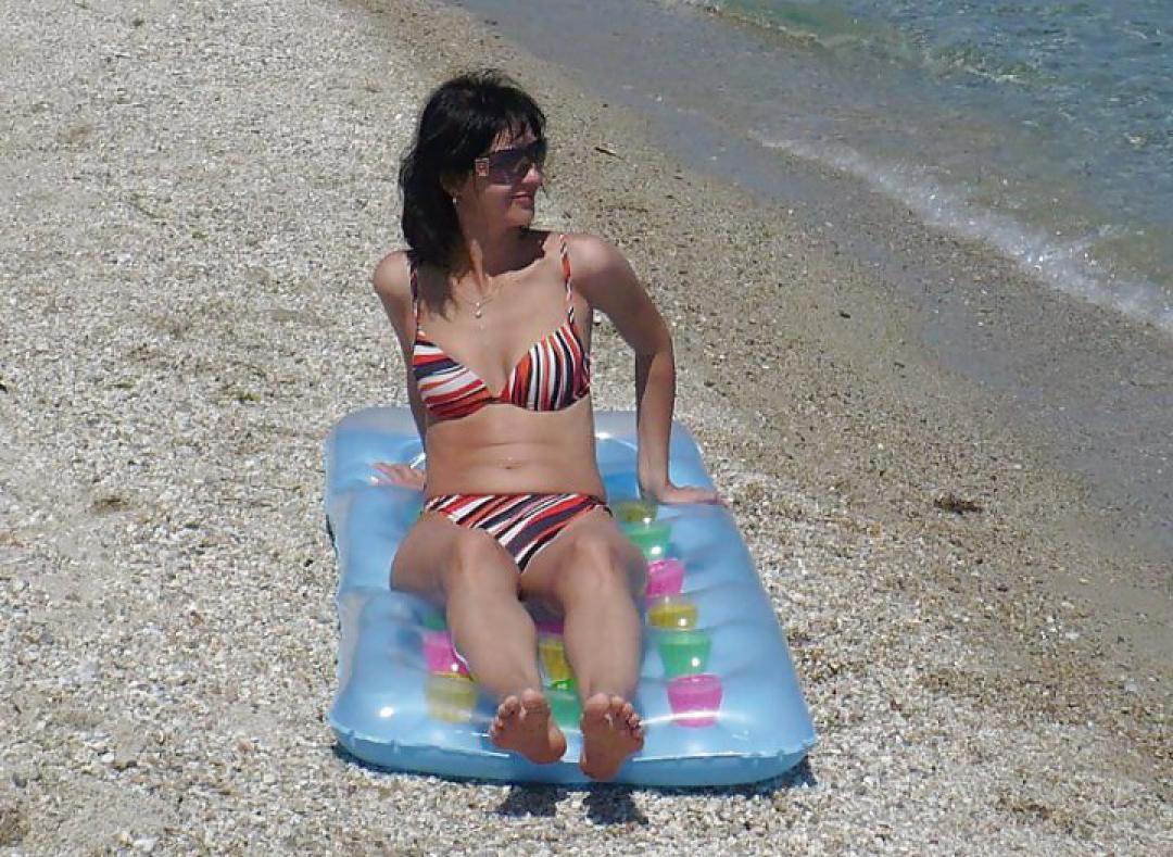 Beachlady uit Vlaams-Brabant,Belgie
